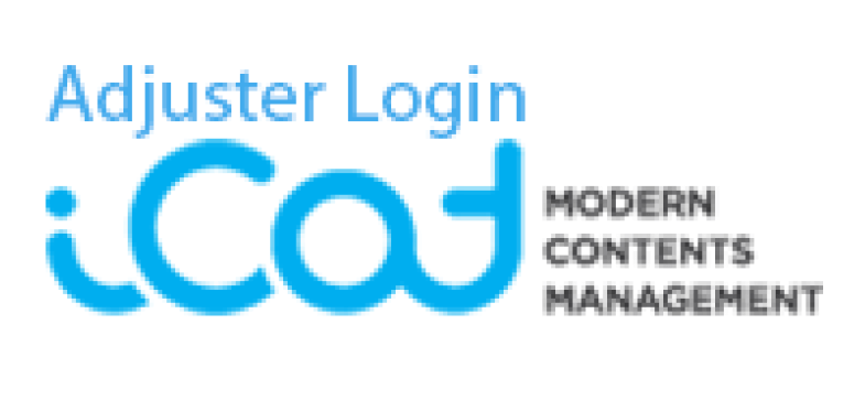 adjuster login iCat branding