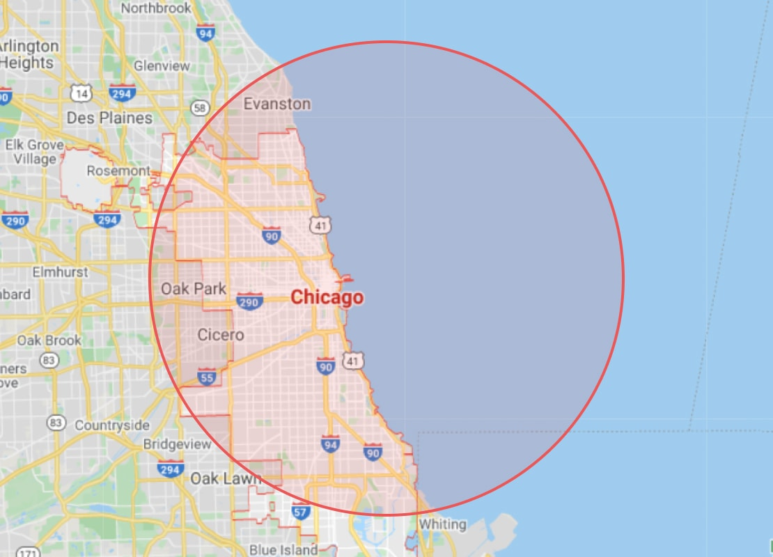 coverage for emergency restoration services in chicago, il