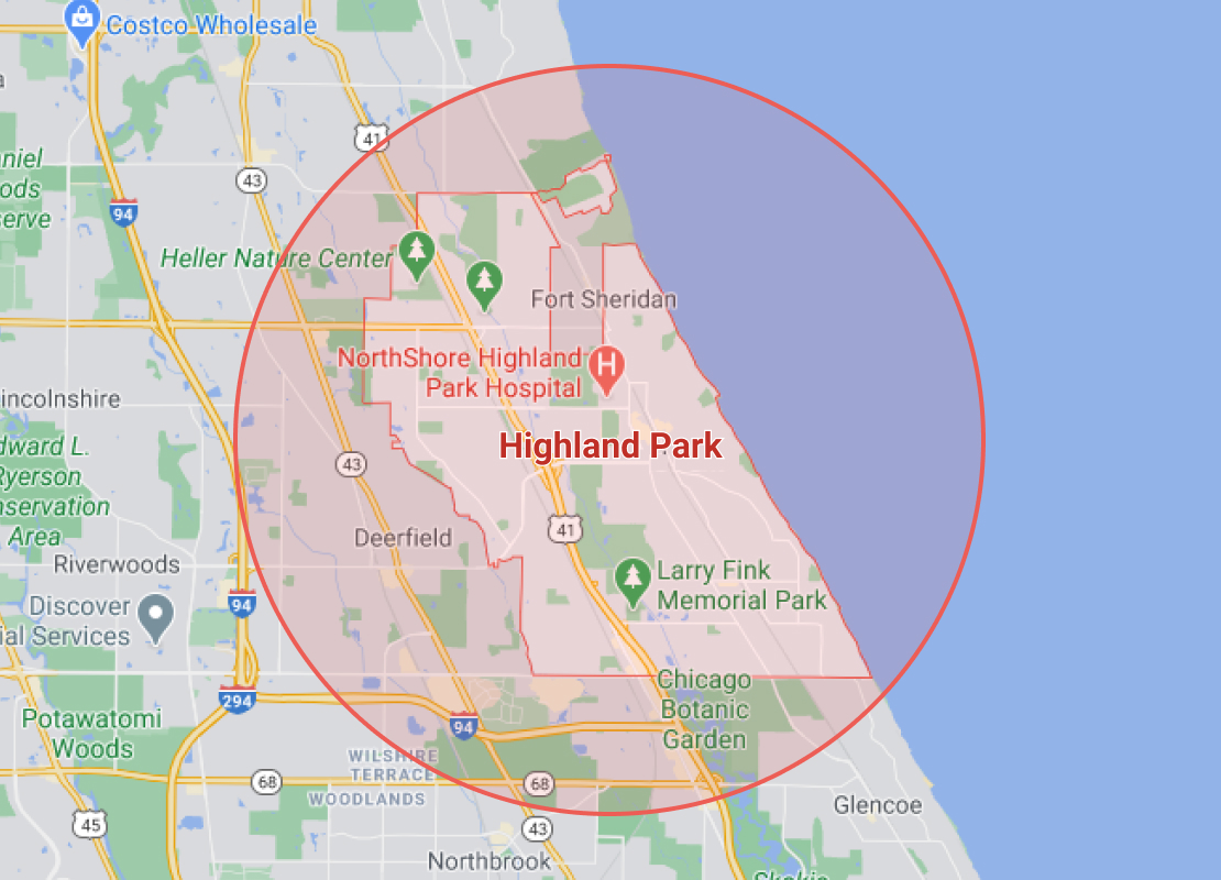 coverage for emergency restoration services in highland park, il