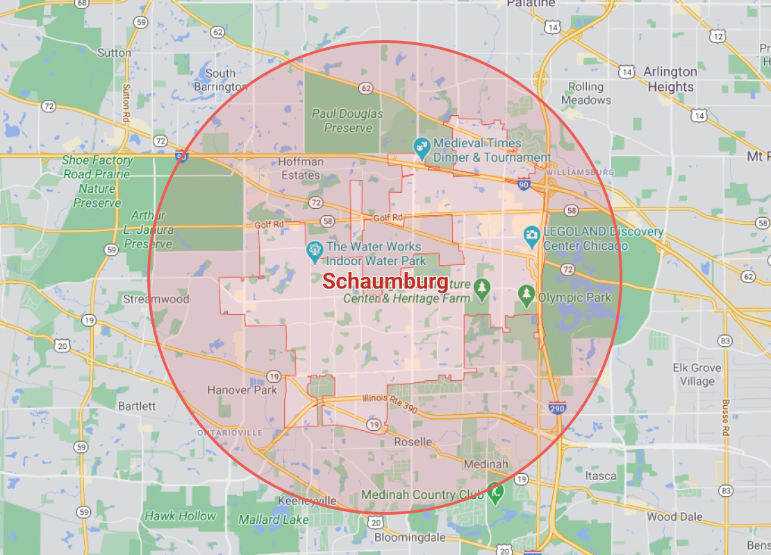 coverage for emergency restoration services in schaumburg, il