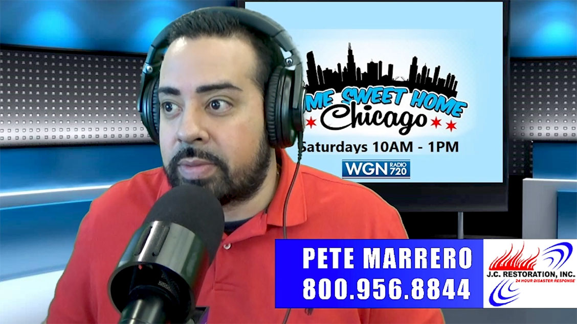 pete marrero on home sweet home chicago