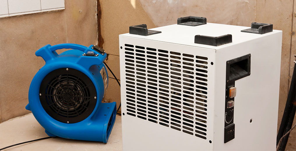 equipment for water damage restoration in elgin, il