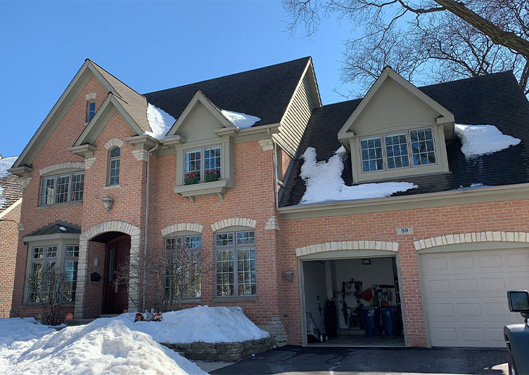 clarendon hills home in need of water damage restoration