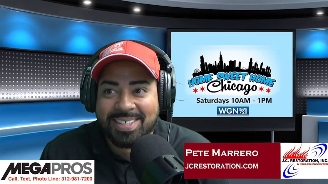 JCR's Pete Marrero discusses how we can help home and business owners