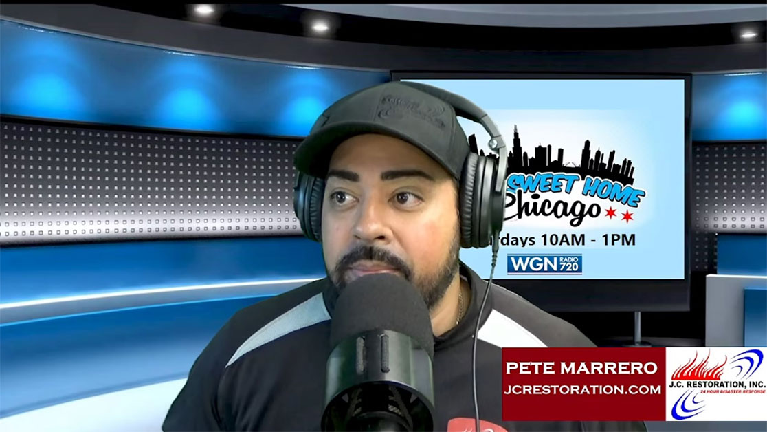 JCR's Pete Marrero discusses Summer 2021 storms and resulting water damage
