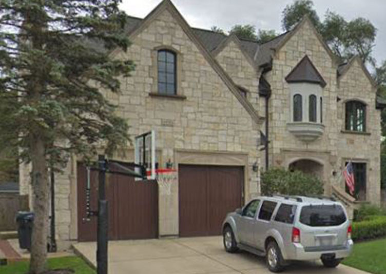 northbrook, il home in need of water damage restoration